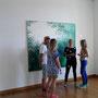 Ausstellungsansicht, Kunstverein Schwetzingen 2016