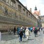 Längstes Mosaik - Fürstenzug