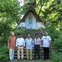 P. Georg Hopf, P. Balaswamy Bodella, P. Cyriac Njayarkulam, P. Jesuraj Lazar, P. A. Surendra Kumar