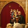 Pfarrerin Seniorin Mag. Verena Groh (evang. A.B.) & Erzpriester Drago Vujić (serb.-orth.)