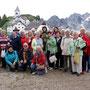 Monte Lussari im Dreiländereck