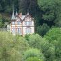 Schöne Villa