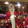 Bitte ein Foto mit dem Nikolaus ....