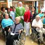 Hl. Messe im Pflegeheim Ziegelhof