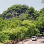 5月 吾妻峡十勝のひとつ、大蓬莱 長野原町