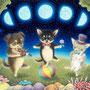 ぼくらのサーカス   2015 / 140 × 190 ・ アクリル