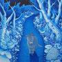 青い森   2010 / 515 × 728 ・ アクリル