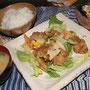 マヨコッコ定食¥880