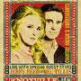 Tammy Wynette- & George Jones-Poster