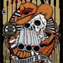 Hank Williams III 3 Shotgun Poster 2009
