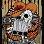 Hank Williams III 3 Shotgun Poster 2009 (source unknown)