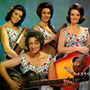 Mother Maybelle Carter and The Carter Sisters ... June, Anita and Helen.