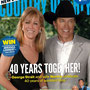 December 5, 2011 – George and Norma Strait- 40 Years Together!