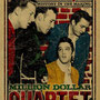 The Million Dollar Quartet with Johnny Cash, Jerry Lee Lewis, Elvis Presley and Carl Perkins in Memphis..jpg