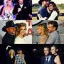 Famous couple.