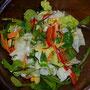 グリーンサラダ これで18品目