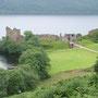 Schottland - Upquhart Castle