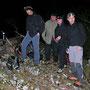 Donnerstagswanderung am 05. November 2009 auf's Hellchöpfli