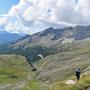 """Aussicht auf """"Alpe di Quarnei"""""""
