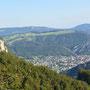 Blick nach Balsthal
