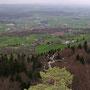 Schöner Ausblick nach Rumisberg, Wiedlisbach und Wangen