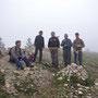 Zum ersten mal mit einer Donnerstags-Kampfwanderung ab Oberdorf auf die Hasenmatt am 2. Juni 2011