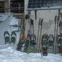 Schneeschuh Depot
