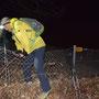Den Schafhirten wirds freuen, dabei wäre sogar ein Wanderweg markiert!