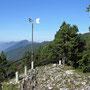 Prächtiger Eintritt aufs Gipfelplateau