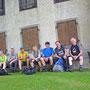 Gruppenbild beim Vorderen Hofbärgli
