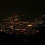 Blick vom höchsten Punkt der Wanderung Richtung Solothurn