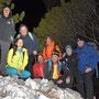 Gipfelteam auf dem Rüttelhorn