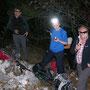 Gipfelrast auf dem Rüttelhorn