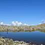 See auf dem Laghetto Pass