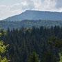 Blick nach Süden über den Oberdörfer hinweg zur Rötifluh