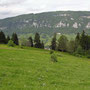 Mont Raimeux im Norden