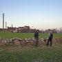 Drei Fotografen unserer Gruppe verlaufen sich auf dem Weissenstein an der Donnerstagswanderung vom 25. April 2013