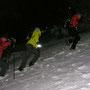 Schattenberg im Gipfelsturm