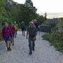 Wanderweg zum Weissenstein