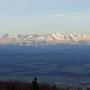 Für diesen Ausblick auf die Berneralpen müssten die Solothurner eigentlich eine Gebühr bezahlen!