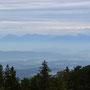 Blick nach Süden zum Niesen und Stockhorn
