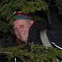Wer da im Unterholz