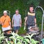 Das Grill-Team