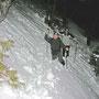 Knallharte Donnerstagswanderung am 12. März 2009 zwischen Hofbergli und Stierenberg mit mehr als einem Meter Schnee ohne Trittspuren