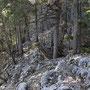 So sieht es auf dem Geissfluhgrat aus