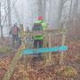 Durchstieg im Nebel gefunden