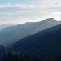 Fantastische Stimmung auf den Jurahöhen Richtung Westen
