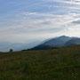 Blick nach Westen zum Bielersee