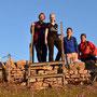 Unsere Kampfwanderfrauen