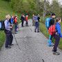 Blick aufs Alpenpanorama